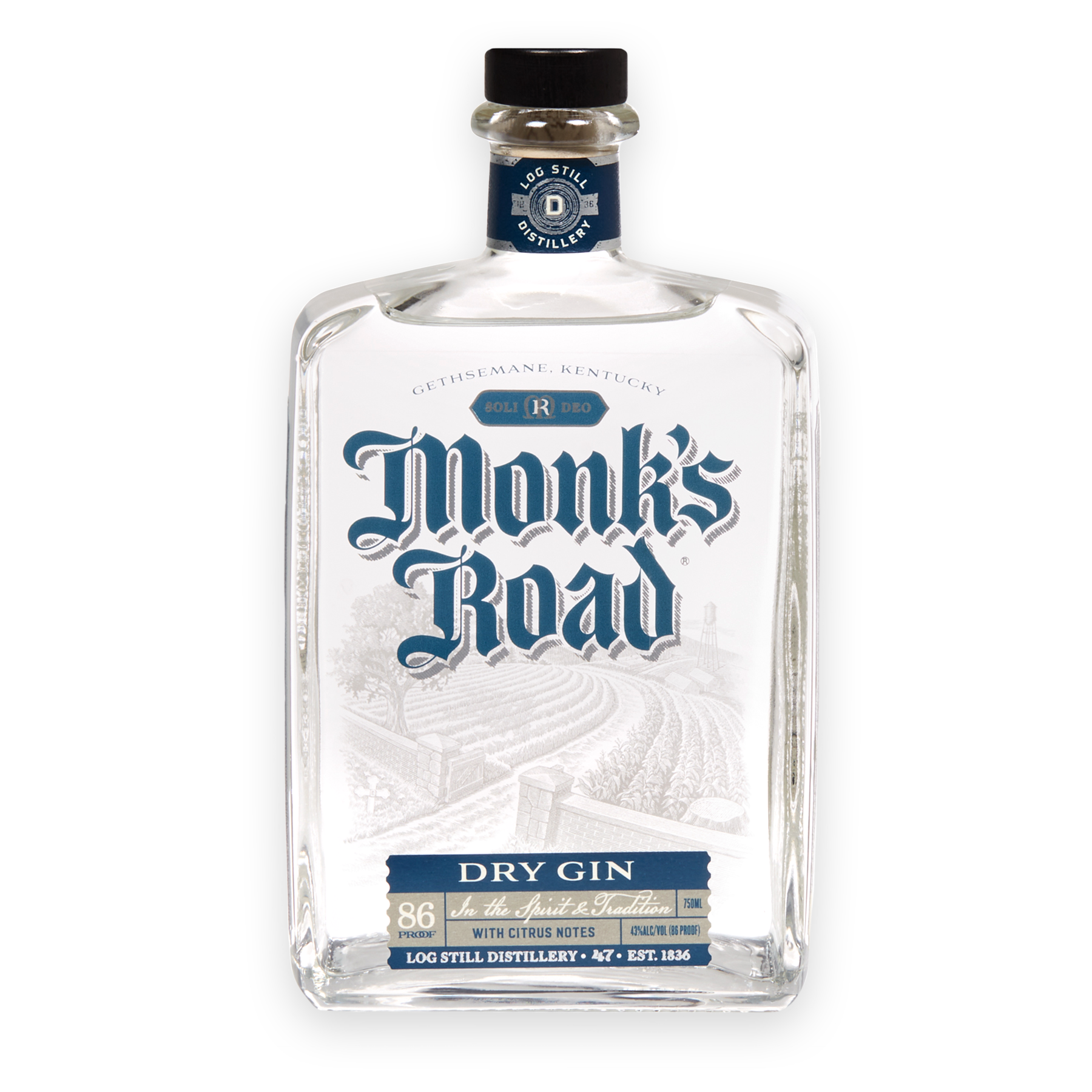 Monk's Road Dry Gin